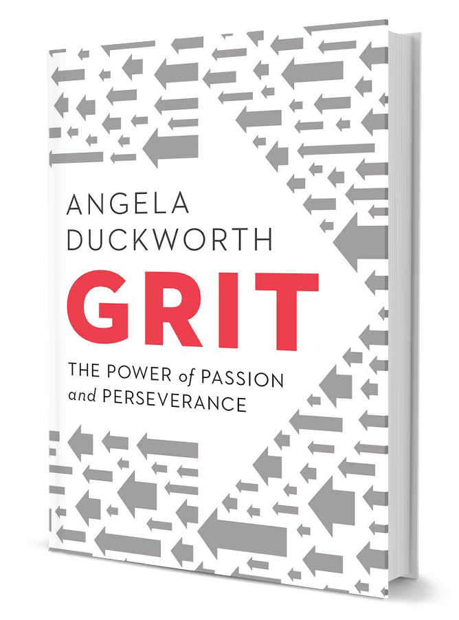 Angela Duckworth Grit