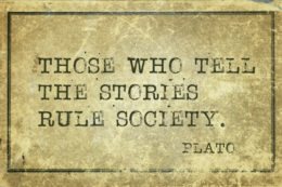 plato-those-who-tell-the-stories-rule-society